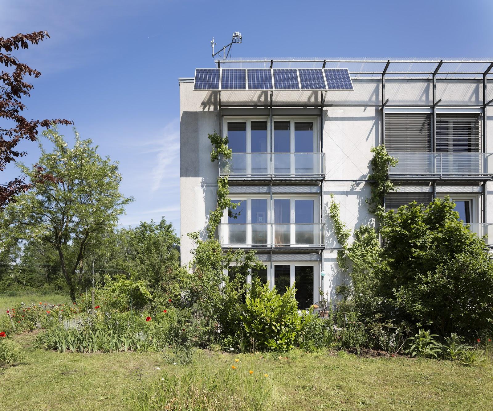 maison passive initiative verte