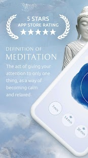 Meditation & Relaxation: Guided Meditation Screenshot