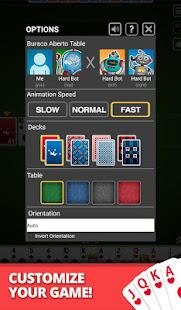 Buraco: Free Canasta Cards 23