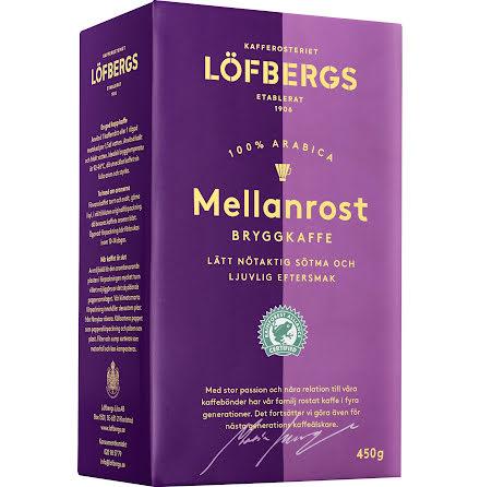 Kaffe Löfbergs mellan 450g