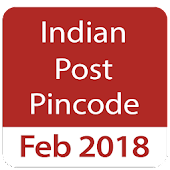 All Indian Post Pincode Finder