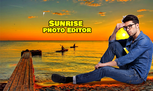 Download Sunrise Photo Frames For PC Windows and Mac apk screenshot 1