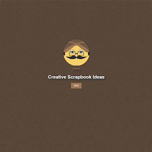 Nápad kreativního zápisníku - náhled