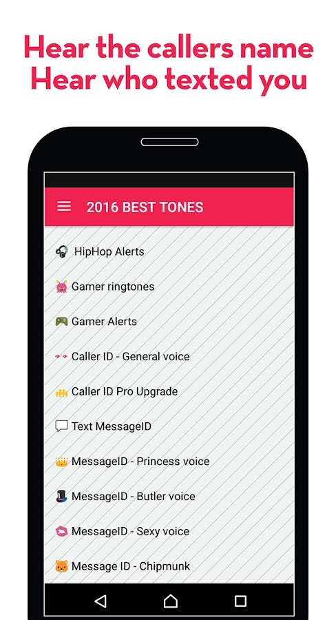 Best Ringtones for Android- screenshot