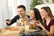 New research has found a link between teens watching TV and craving unhealthy snacks.