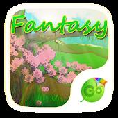 Fantasy Land GO Keyboard Theme