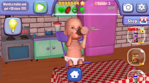 Alima's Baby 2 (Virtual Pet) 1.096 screenshots 5