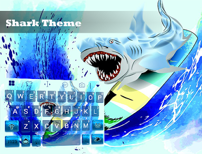تحميل Sharp Shark Emoji Keyboard APK 1 0 APK لالروبوت