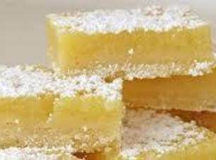Dad's Favorite - Don't Touch! - Lemon Squares Recipe