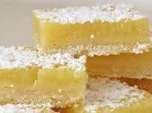 Dad's Favorite - Don't Touch! - Lemon Squares