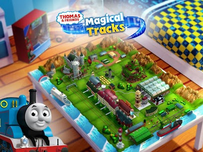 Thomas & Friends: Magic Tracks 1.3 MOD (Unlocked) 1