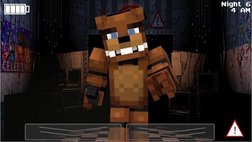 Night Fear Minecraft Mod