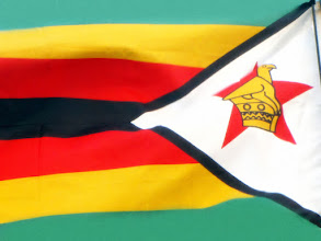 Photo: Zimbabwean flag
