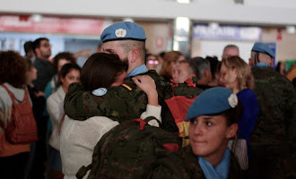 Tercera partida de legionarios a Líbano