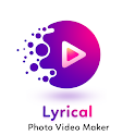 Lyrical Photo Video Maker with Music icon