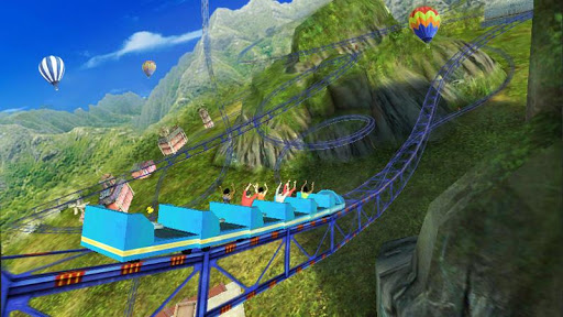 VR Roller Coaster 1.0.7 screenshots 8
