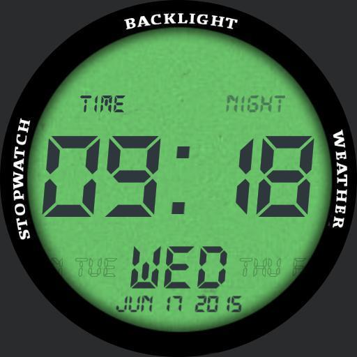 NIGHTSPORT v2.1 for WatchMaker