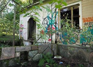 Photo: Lisää graffiteja