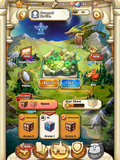 Omega Force: Battle Arena 1.3.2 screenshots 14