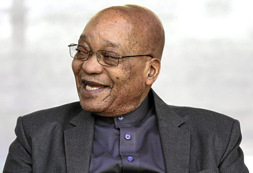 Legal matters: Former president Jacob Zuma will make his third appearance at the high court on Friday. Picture: CORNELL TUKIRI /THE TIMES