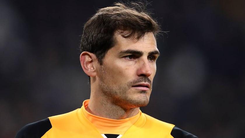Iker Casillas está recibiendo apoyo en un momento difícil.