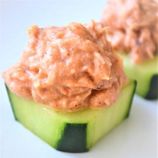 Spicy Tuna Cucumber Bites Recipe