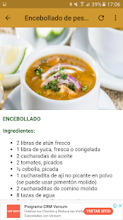 Recetas Típicas de Ecuador