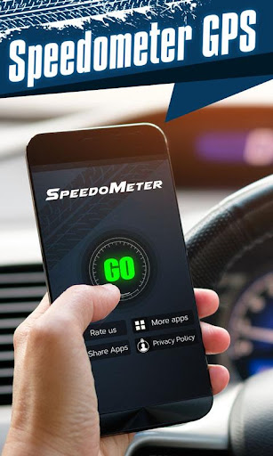 Speedometer: Car Heads Up Display GPS Odometer App 2.5 screenshots 2
