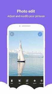 Gallery-Photo Viewer, Photo Folder, Albums, Images Screenshot