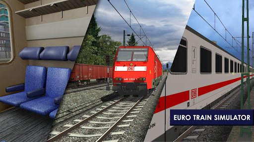 Euro Train Simulator 2 1.0.8.3 Cheat screenshots 5