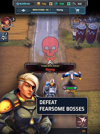 Idle War u2013 Tank Tycoon 0.4.3 screenshots 11