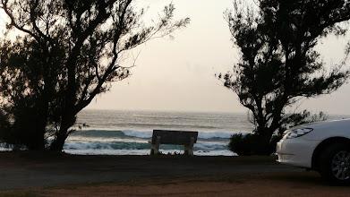 Photo: Sit rustig voor jou tent en hou die walvisse en dolfyne dop.
