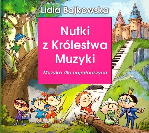Nutki z Królestwa Muzyki - premiera książki