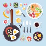 Công thức nấu ăn Icon