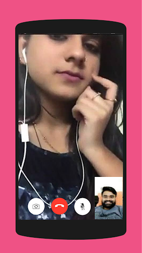 Live online video chat & calling Indian desi girls screenshot 2