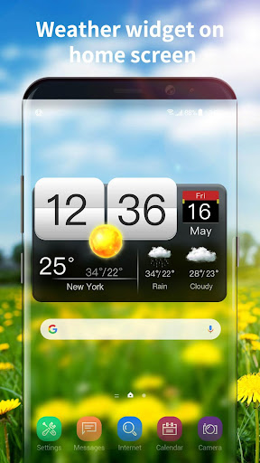 World weather widget&Forecast ss3