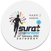 Surat Night Marathon.