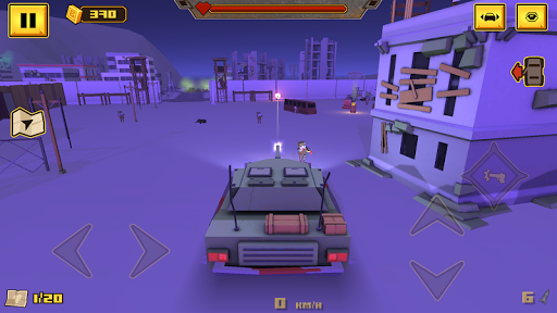 BLOCKAPOLYPSEu2122 - Zombie Shooter 1.07 screenshots 18