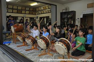 Photo: 【平成26年(2014) 太鼓開き】 7月1日、今年もお囃子の音色が夏の上溝の街に響き渡る。