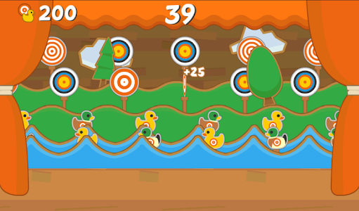 Shooting Gallery For Kids screenshot 0