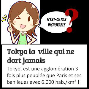 a savoir tokyo densite de population