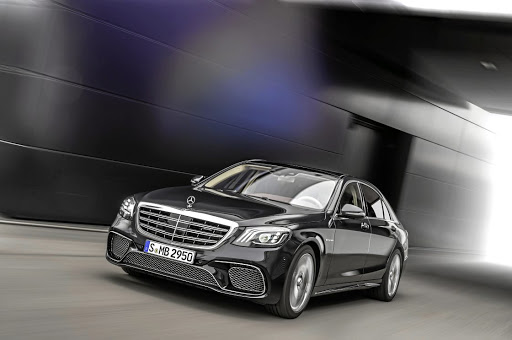 German luxury brand Mercedes-Benz has its updated S-Class arriving this week