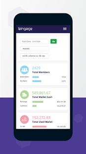 Bingage CRM- Wallet & Marketing