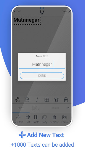 Matnnegar (Write On Photo) 5.4 screenshots 1