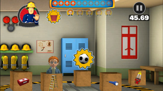 Fireman Sam – Junior Cadet - screenshot thumbnail