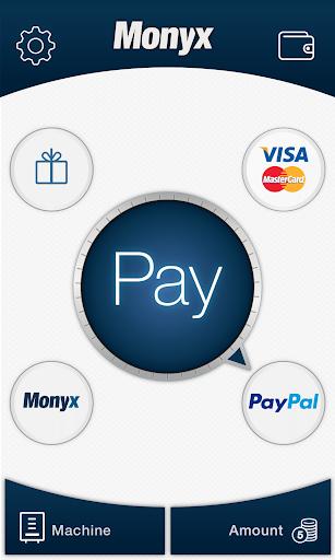 Monyx Wallet 0.530 screenshots 2