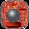 حمم بركانية كرة القفز: تدحرج النواة تجميع ياقوت APK