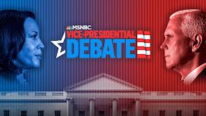 Vice Presidential Debate on MSNBC thumbnail