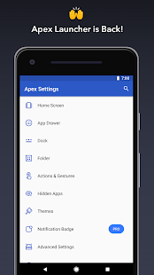 Apex Launcher – Customize, Secure, and Efficient v4.9.5 [Final] [Pro] 1
