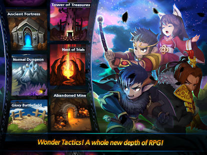 Wonder Tactics- screenshot thumbnail